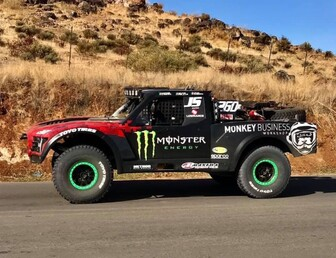 For Sale:Trophy Truck Spec