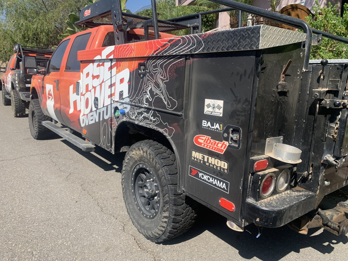 For Sale: 2012 F-350 Chase Truck - photo1