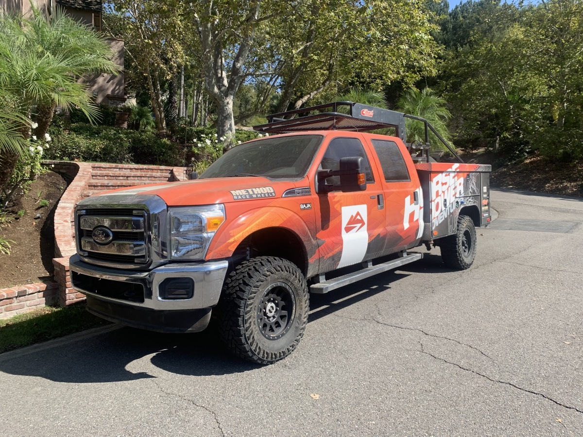 For Sale: 2012 F-350 Chase Truck - photo0