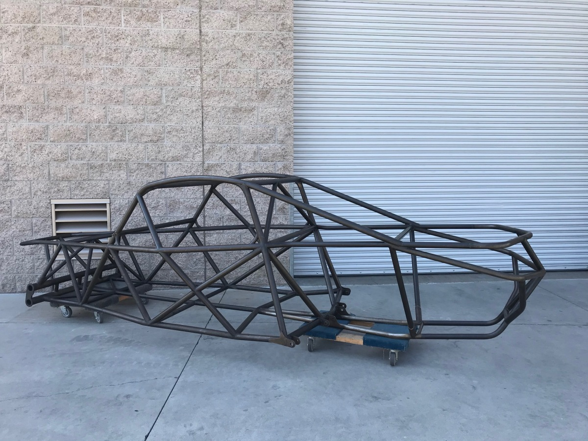 For Sale: Mirage Class 12/Score Lite chassis - photo0