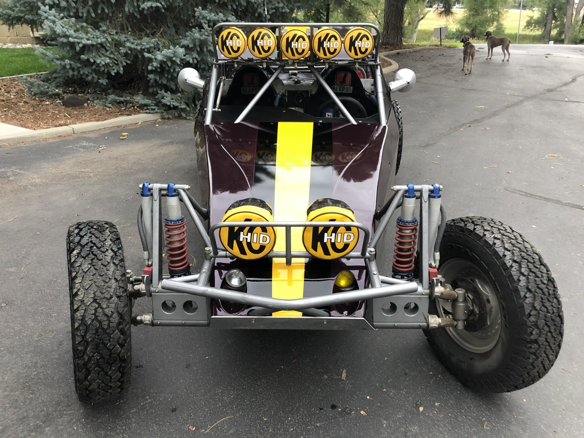 For Sale: SCORE Class 12 Off Road Racing Buggy - photo5