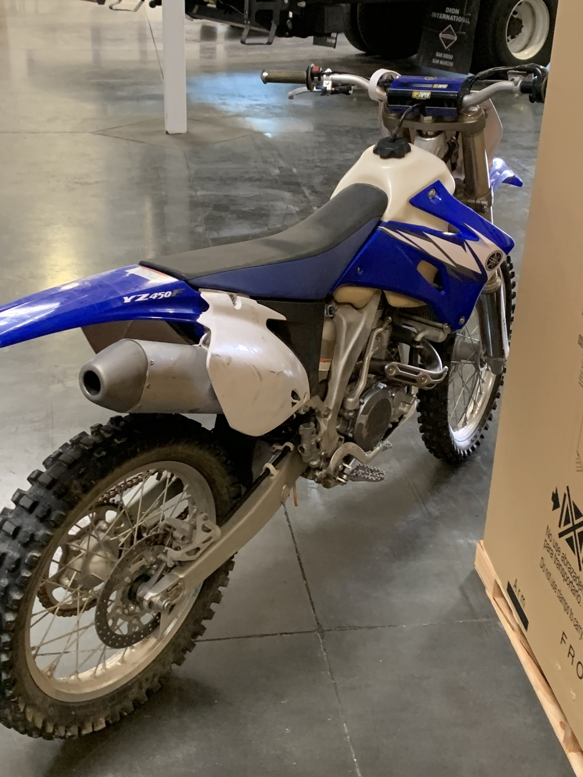 For Sale: 2006 YZ450 - photo1