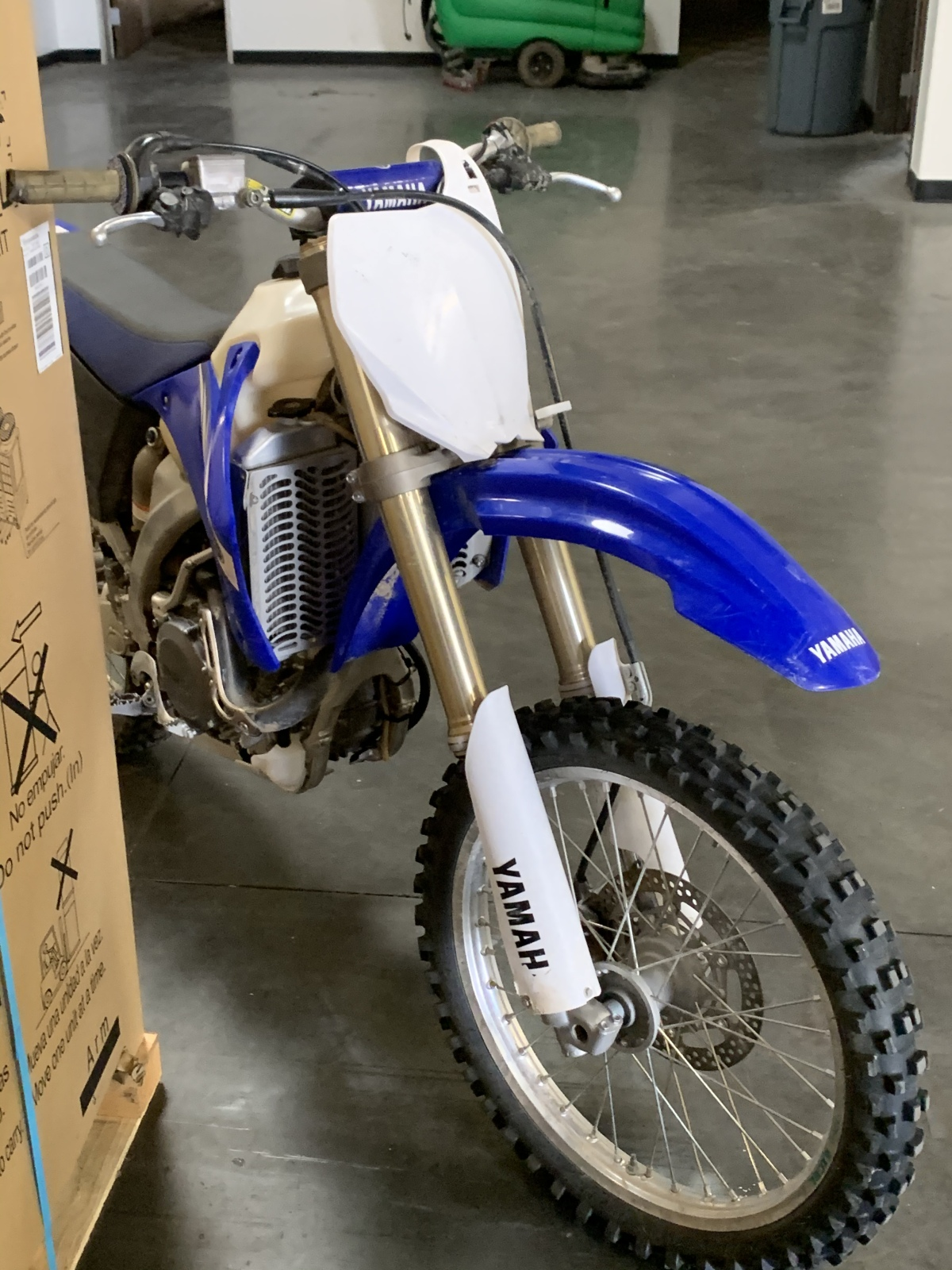 For Sale: 2006 YZ450 - photo2