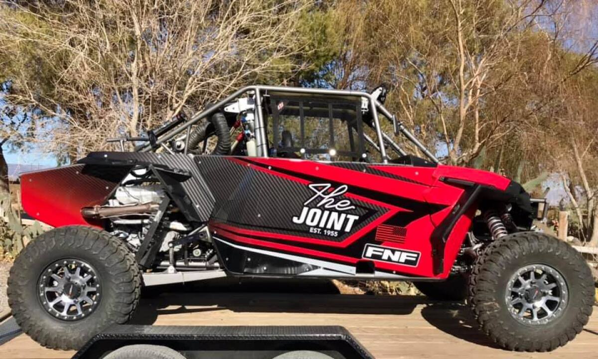 For Sale: BITD Race RZR Health issue causing sale.  $47K - photo0