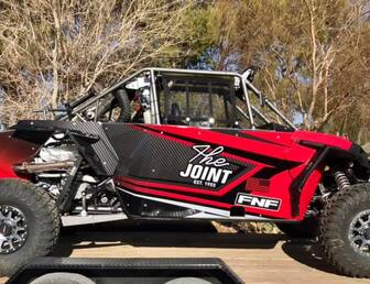 For Sale:BITD Race RZR Health issue causing sale.  $47K