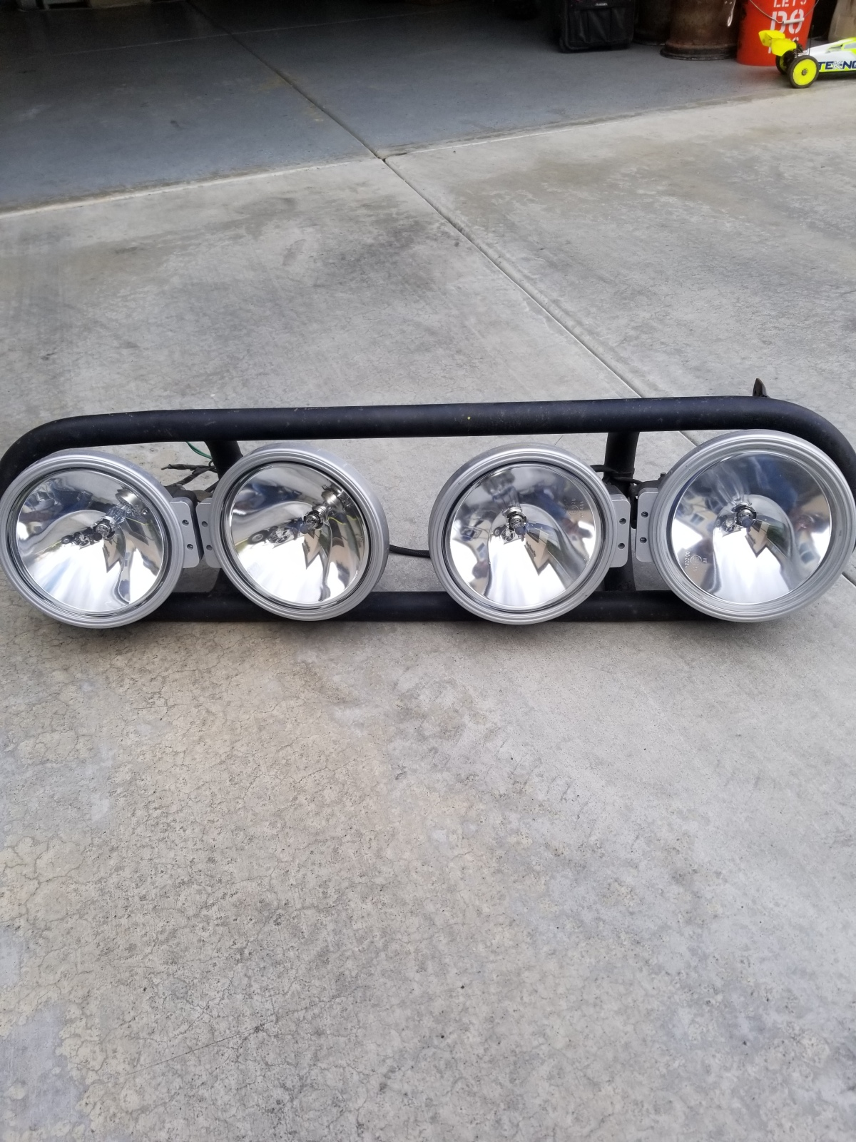 For Sale: Light bar, with HID - photo0