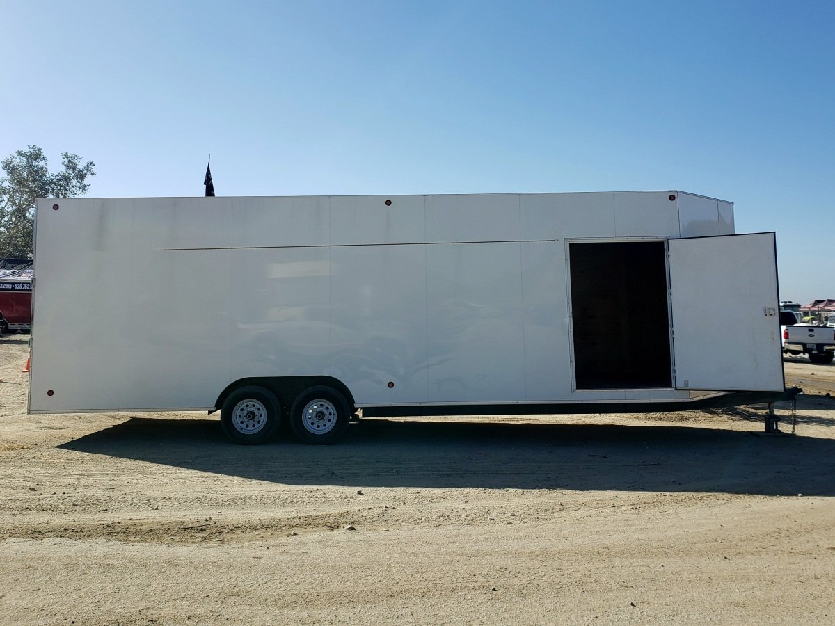 For Sale: 2019 Sky 30' enclosed trailer - photo0