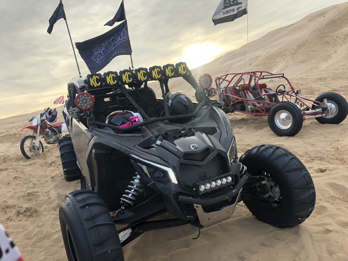 For Sale: 2017 x3 max for sale or trade for sand car - photo1