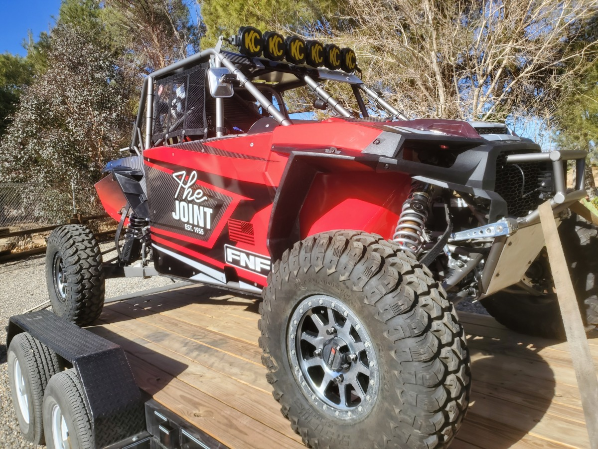 For Sale: BITD Race RZR Health issue causing sale.  $47K - photo5