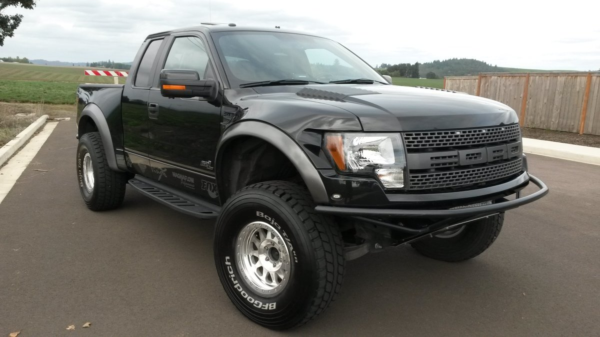For Sale: 2012 SVT RAPTOR SuperCab - photo1
