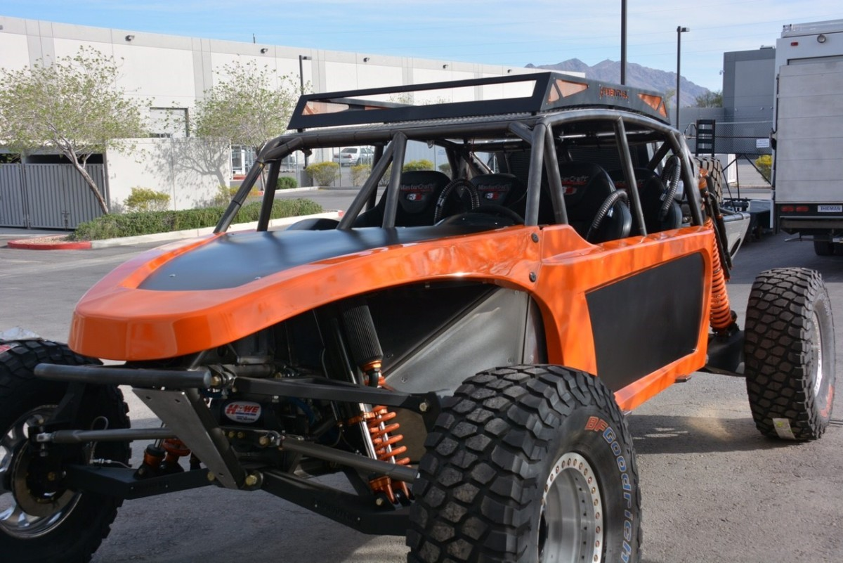 For Sale: Brenthel Recon 4-Seat Pre Runner: Brand New!!! - photo0