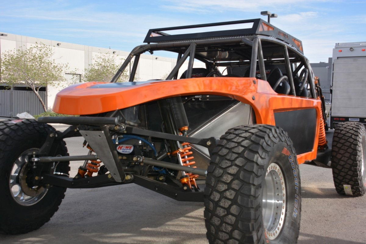 For Sale: Brenthel Recon 4-Seat Pre Runner: Brand New!!! - photo3