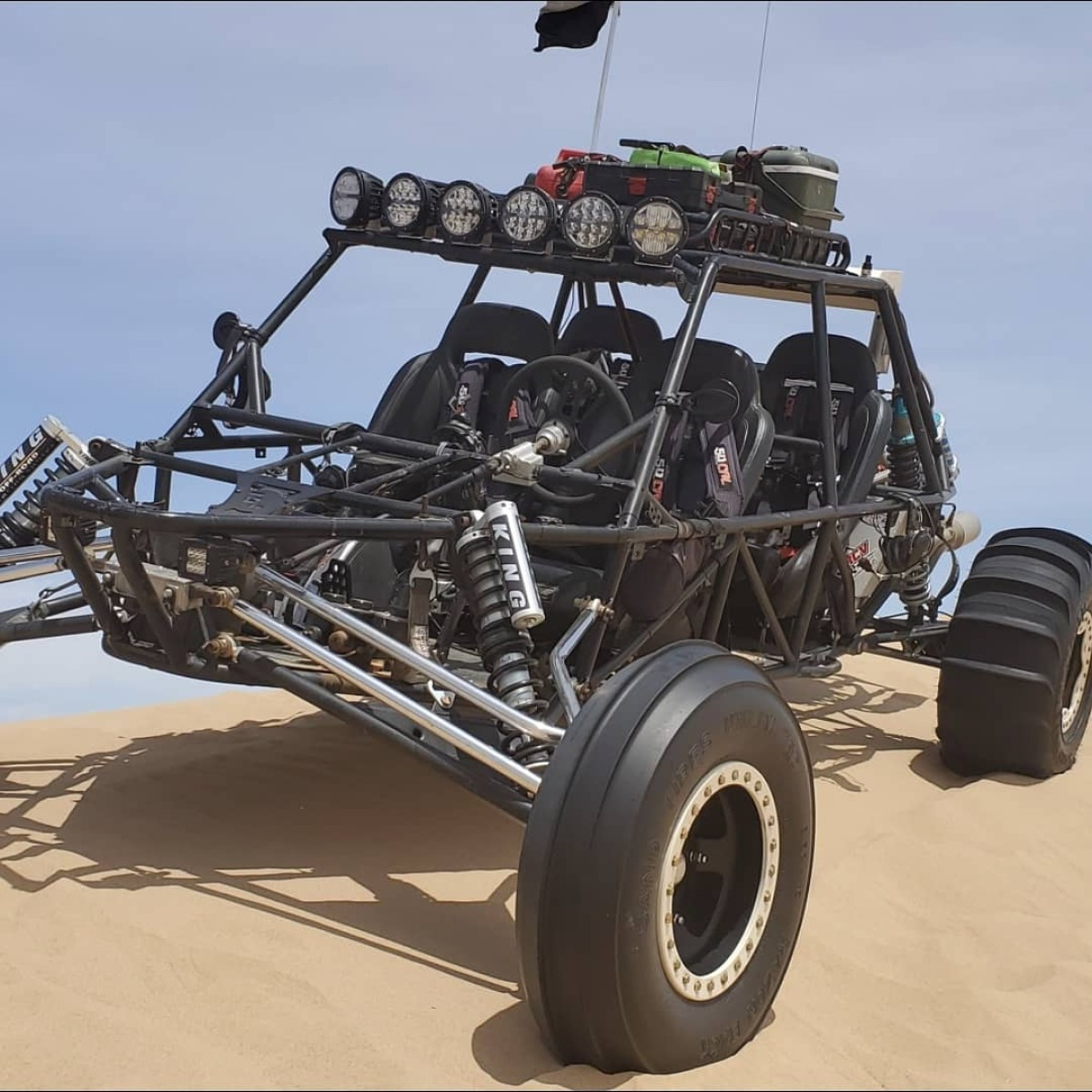 For Sale: Twisted Tin Sand Car - photo2