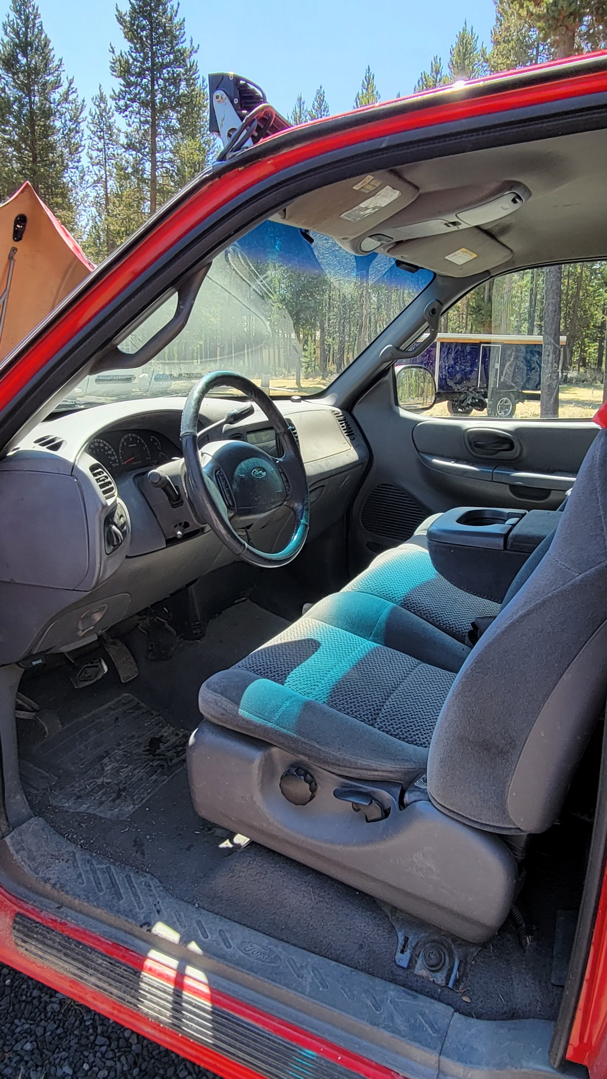 For Sale: 2001 Ford f150 4x4 prerunner - photo10