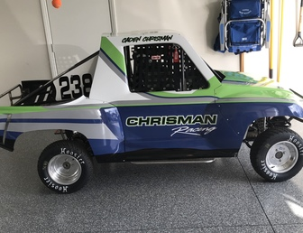 For Sale:JR1 Trophy Kart