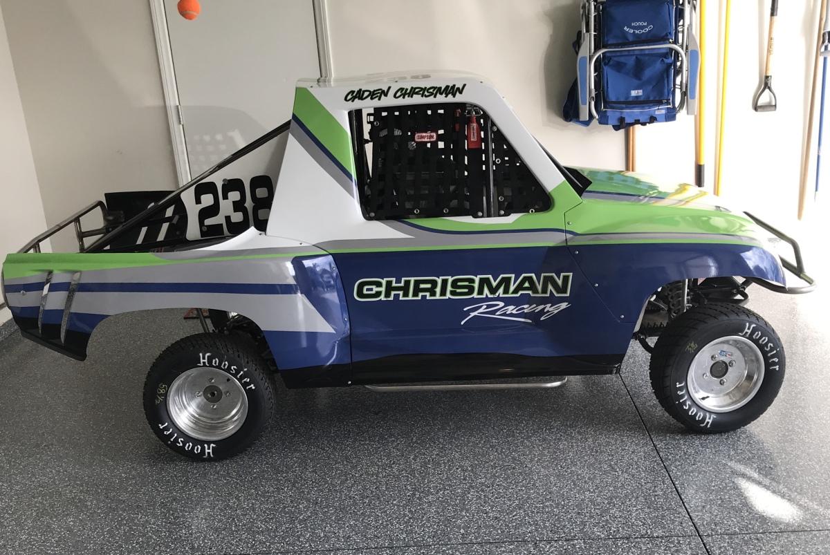 For Sale: JR1 Trophy Kart - photo0