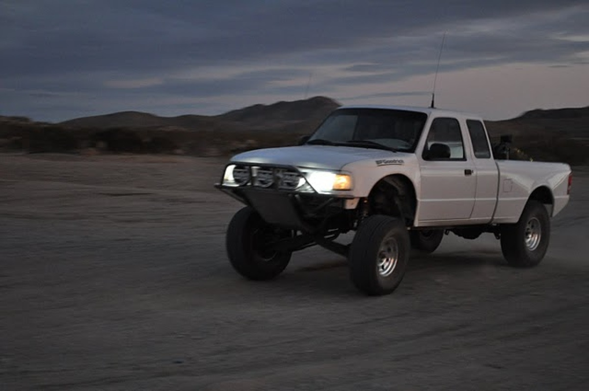 Off Road Classifieds | Ford Ranger Prerunner, Camburg Long Travel
