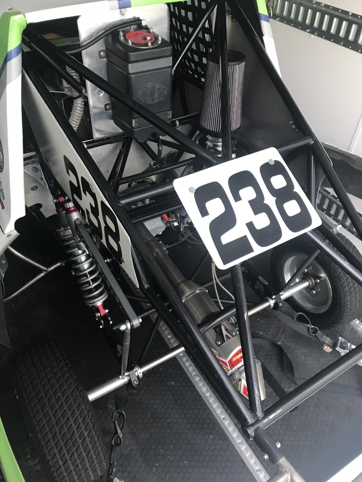 For Sale: JR1 Trophy Kart - photo2