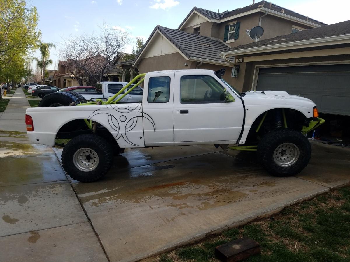 For Sale: 96 Ford ranger prerunner build - photo0