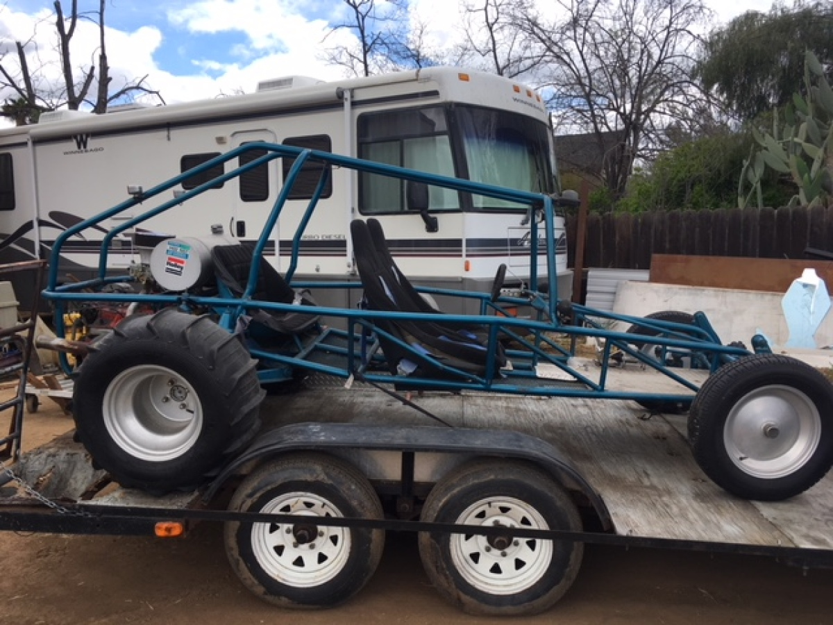 Off Road Classifieds   Corvair Dune Buggy
