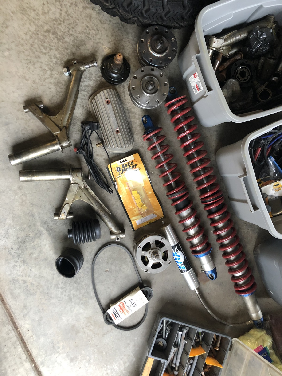 For Sale: SCORE Class 12 Off Road Racing Buggy - photo34