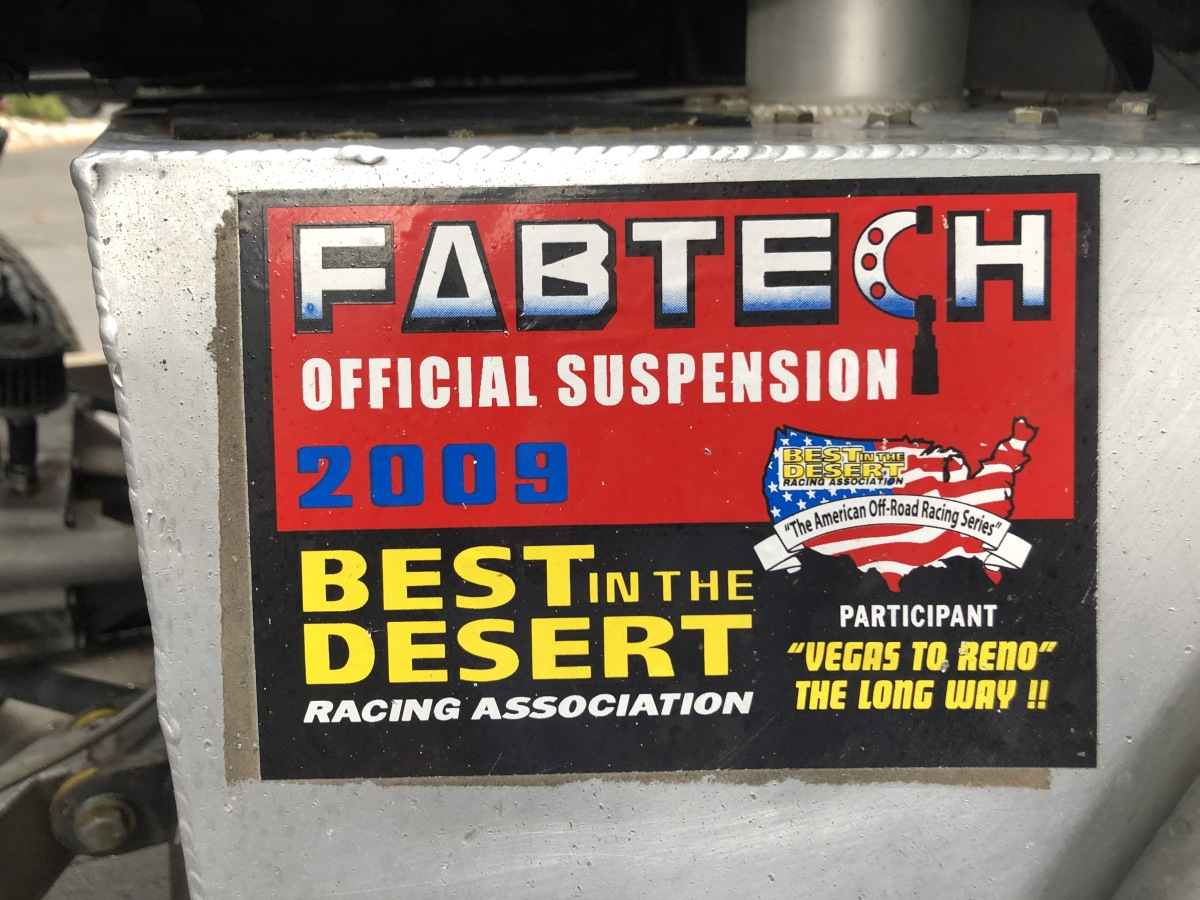 For Sale: SCORE Class 12 Off Road Racing Buggy - photo29