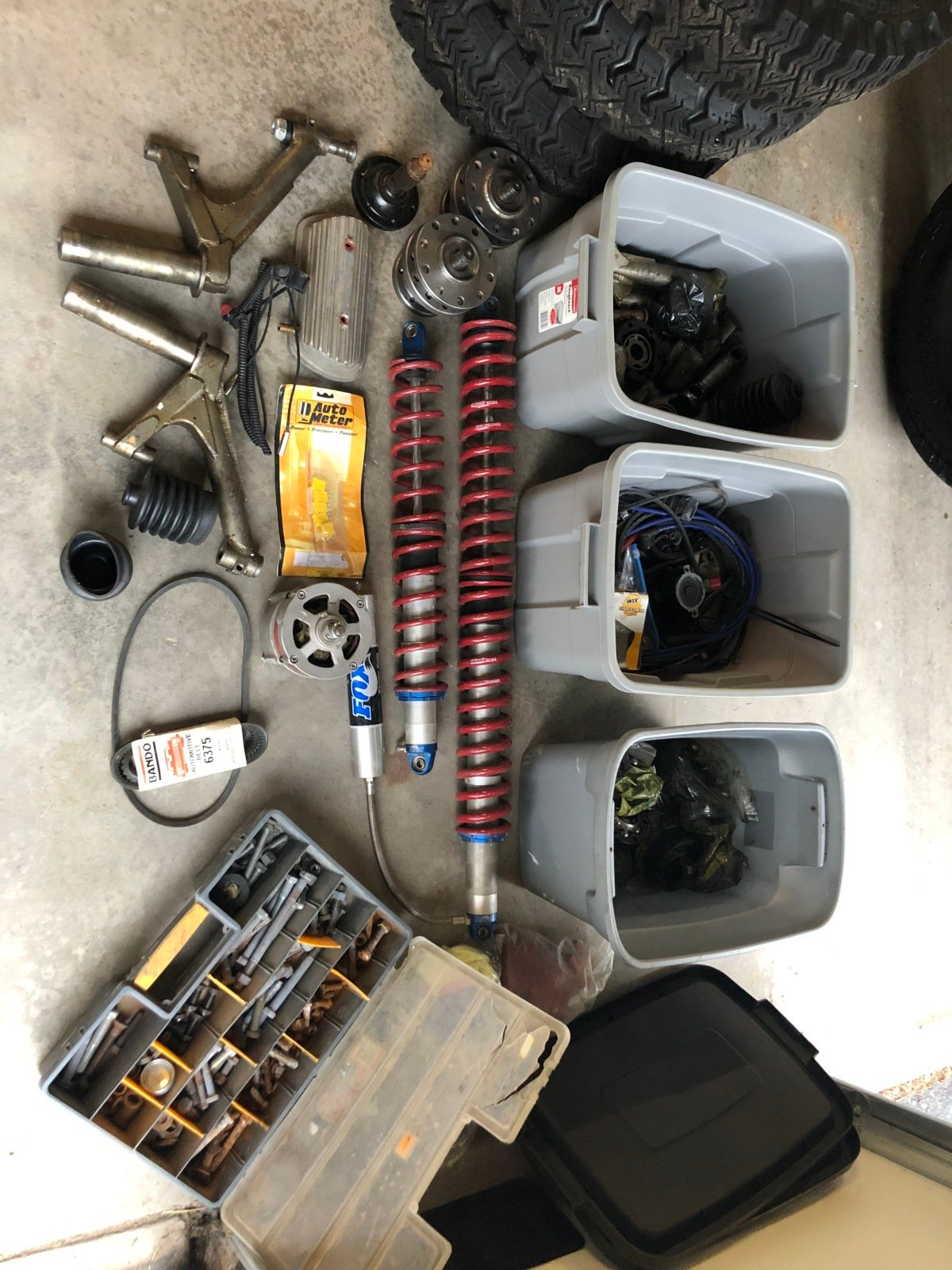 For Sale: SCORE Class 12 Off Road Racing Buggy - photo31