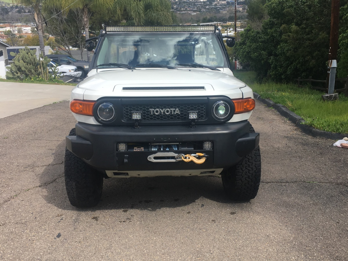 Off Road Classifieds | 2008 Toyota Fj Cruiser