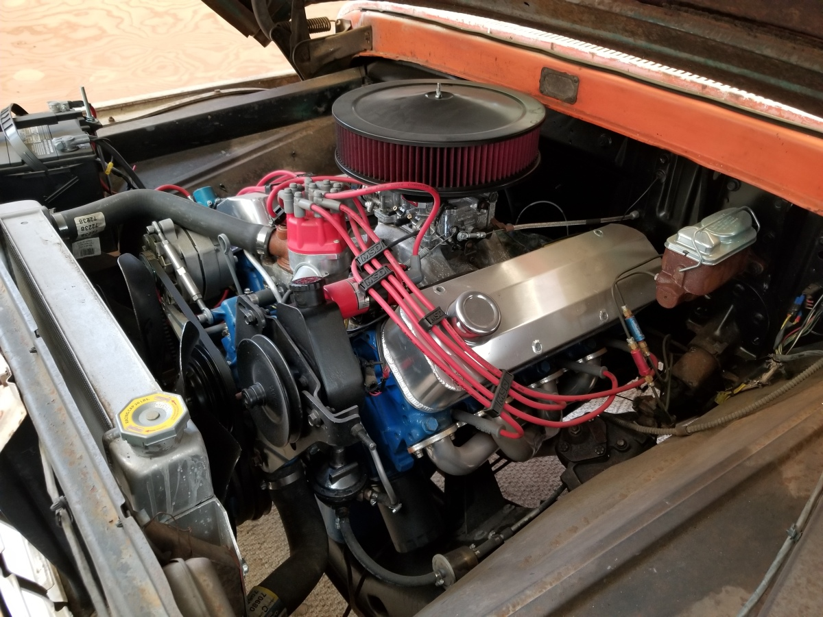 Off Road Classifieds   1965 Ford F100 Prerunner MUST SELL THIS WEEK!