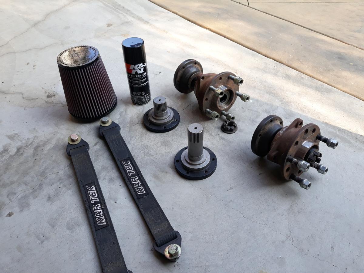 For Sale: Sandcar parts - photo0