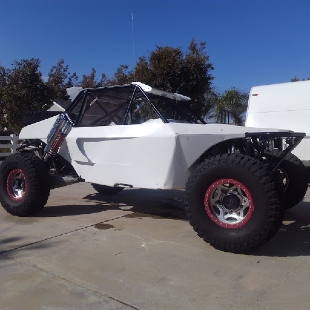 Off Road Classifieds | LOWERED PRICE - RACE CAR - NORRA - PRE-RUNNER