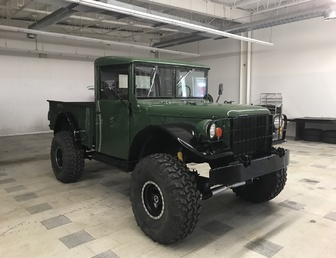 Off Road Classifieds | 1953 Dodge Power Wagon M37