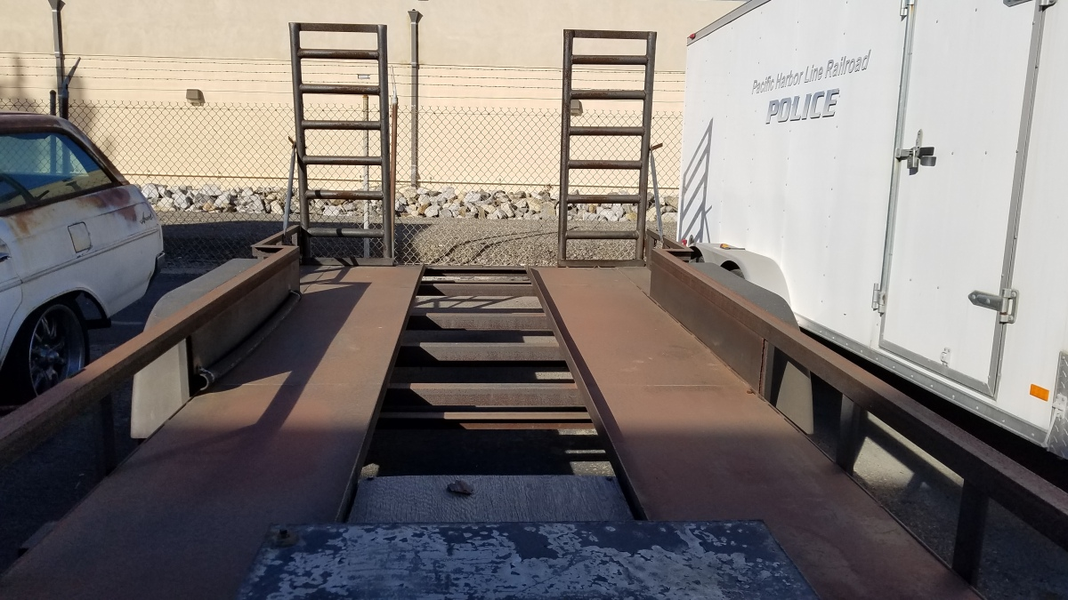 For Sale: Buggy trailer - photo0