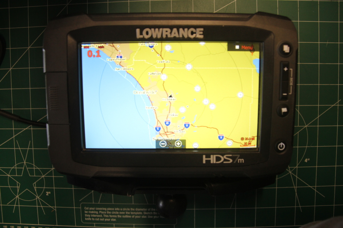 Off Road Classifieds | Lowrance HDS-7 Gen 2 Touch GPS