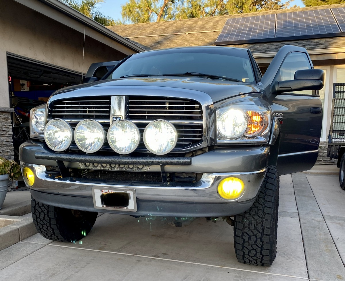 For Sale: RAM 2500 4x4 ****SOLD**** - photo11