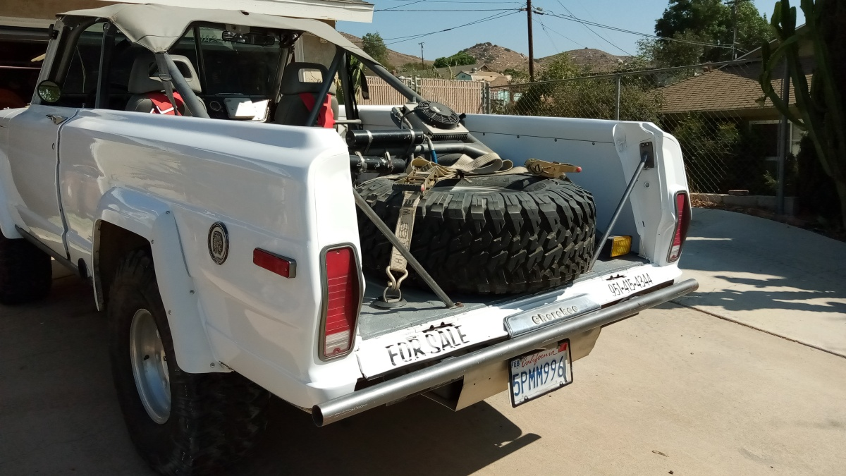 For Sale: Jeep Cherokee PreRunner - photo8