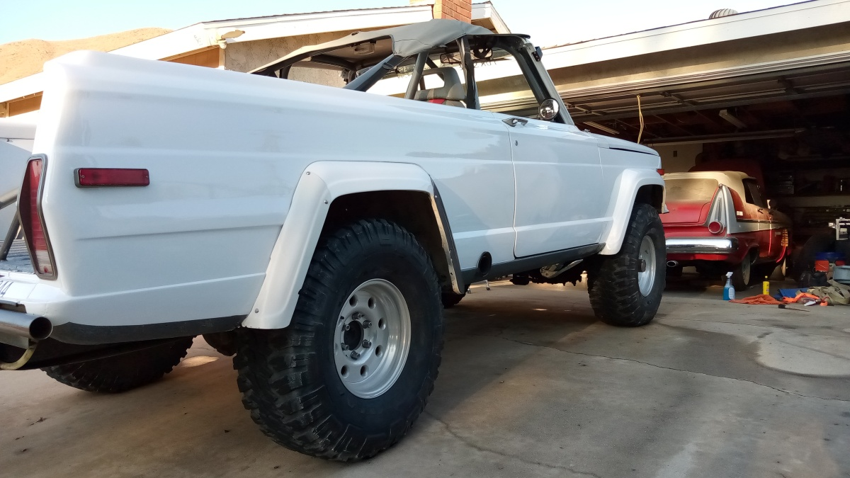 For Sale: Jeep Cherokee PreRunner - photo2