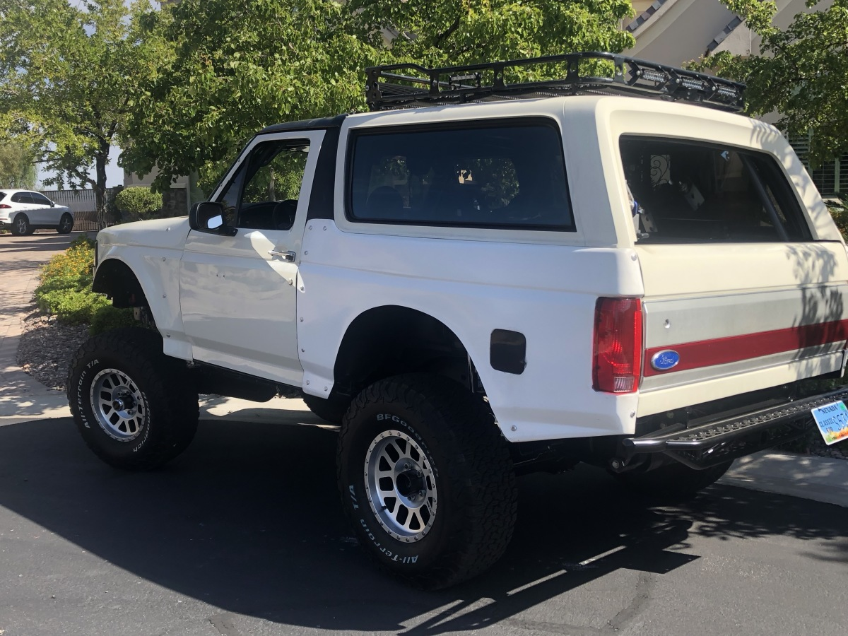 For Sale: Ford Bronco  - photo26