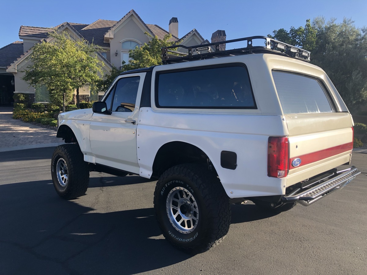 For Sale: Ford Bronco  - photo28