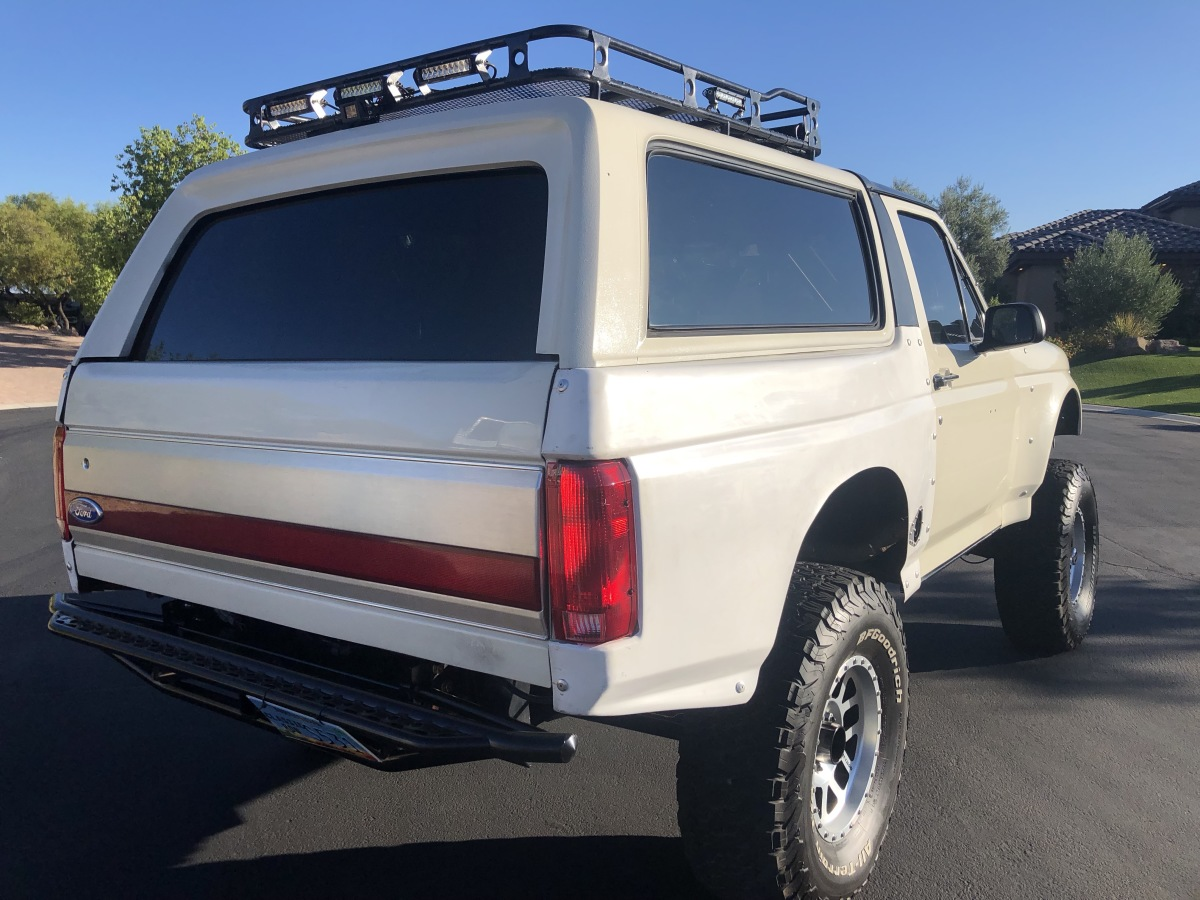 For Sale: Ford Bronco  - photo29
