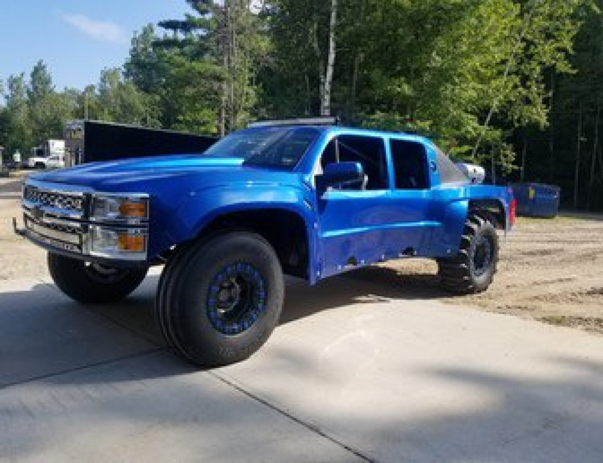 For Sale: Chevy Sand Truck (2014) - photo0