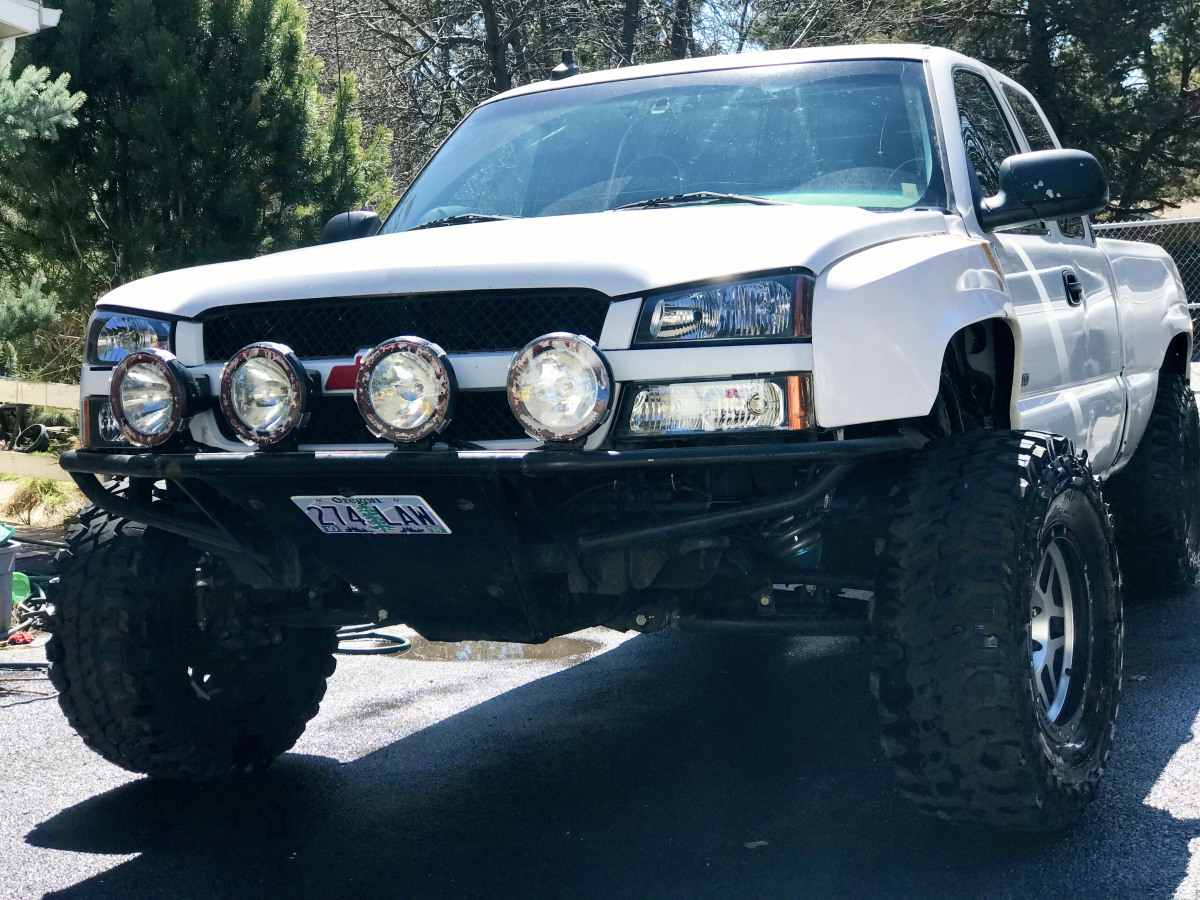 For Sale: chevy prerunner - photo1