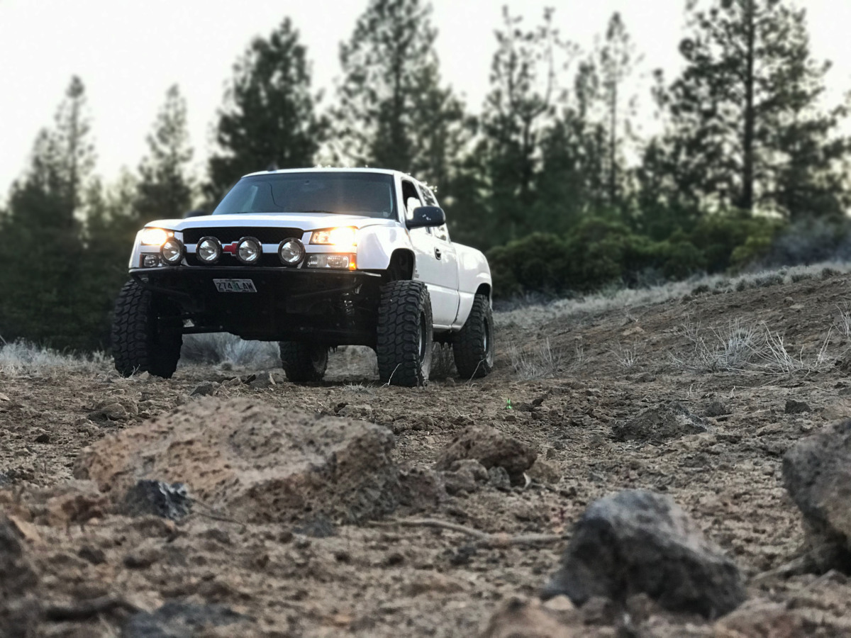 For Sale: chevy prerunner - photo0