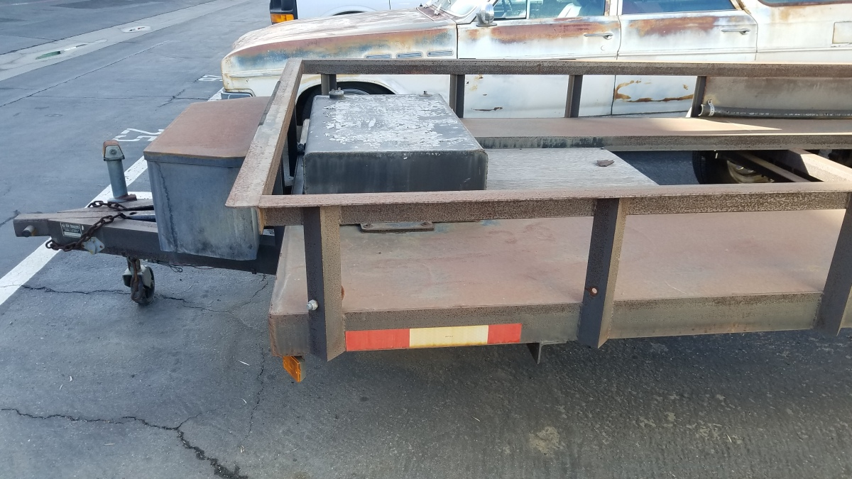 For Sale: Buggy trailer - photo7
