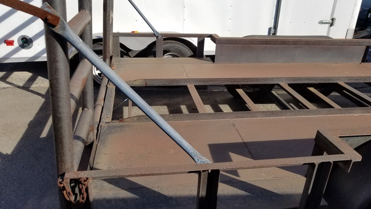 For Sale: Buggy trailer - photo8