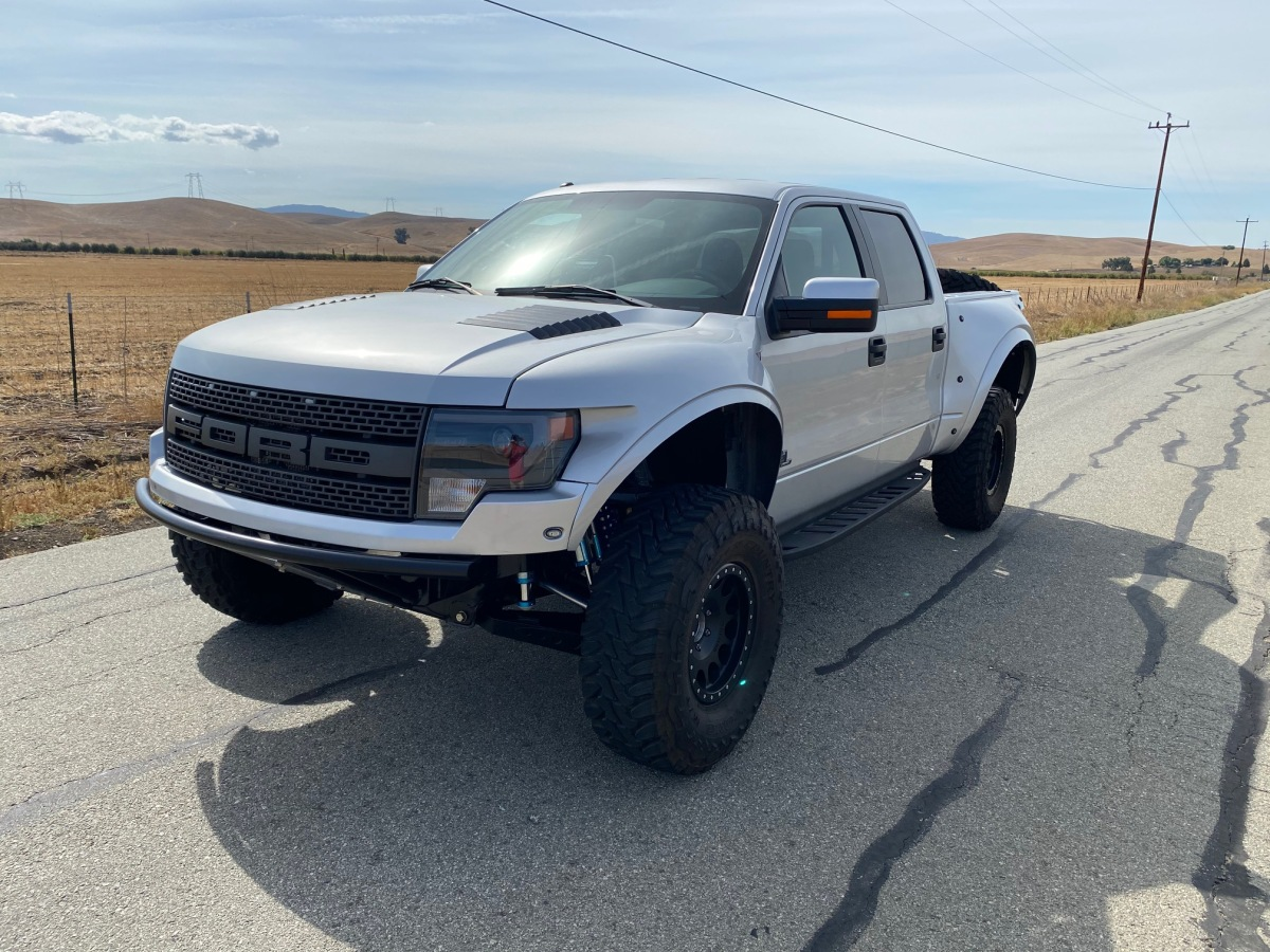 For Sale: 2013 Ford Raptor 6.2L  - photo18
