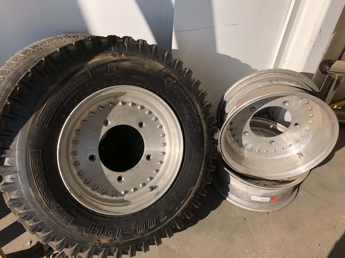 For Sale: Centerline buggy wheels.  - photo0