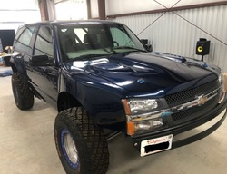 For Sale:Street legal Tatum Motorsports Tahoe PreRunner