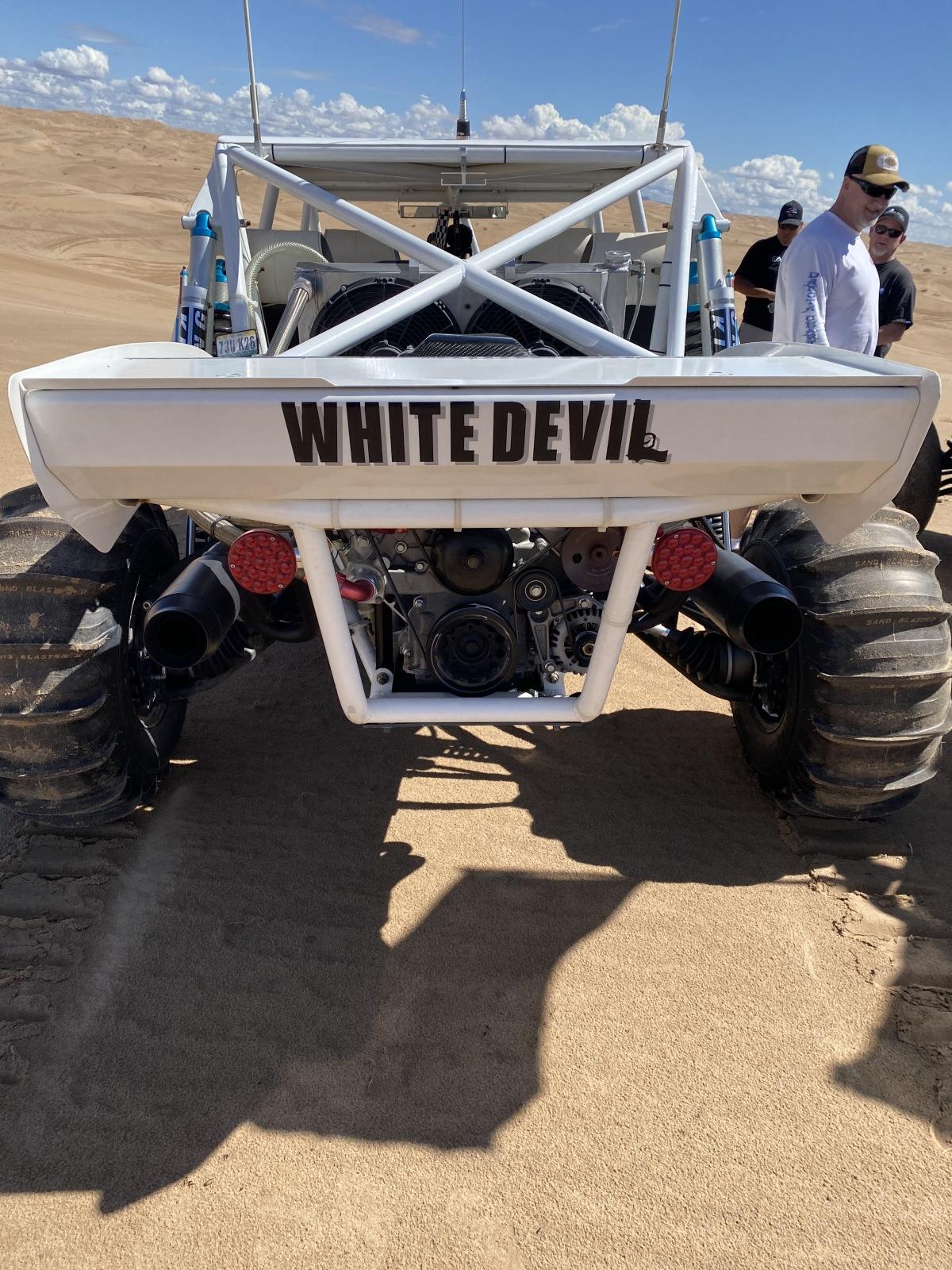 For Sale: TRICK RACING sand rail - photo2