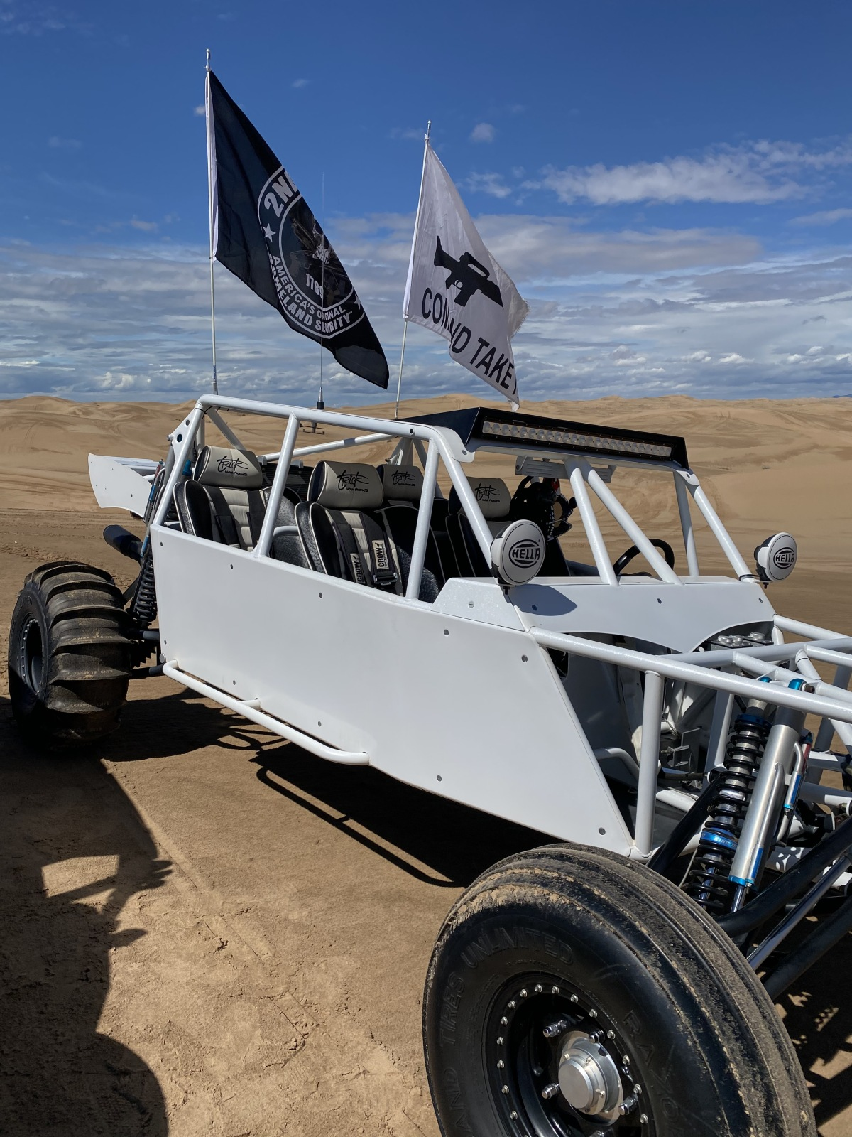 For Sale: TRICK RACING sand rail - photo0